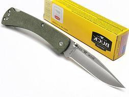 Buck Knives 0110GRS4 0110ODS4 Folding Hunter Slim Pro Lockba