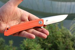 """01872 CH KNIVES Flipper Tactical Folding Camping Knife 3.75"""""""