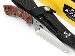 Buck Knives 0538RWS Open Season Small Game Fixed Blade Knife