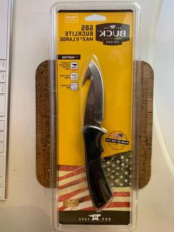 Buck Knives 0685BKS II Large Bucklite Max Large Fixed Blade