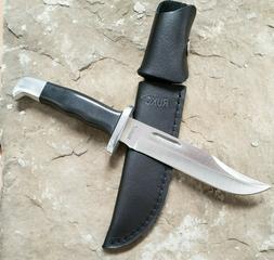 """RUKO 10-1/4"""" Hunting Field Knife w/ Sheath"""