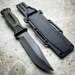 """9"""" Military Tactical Combat Hunting Fixed Blade Survival Out"""