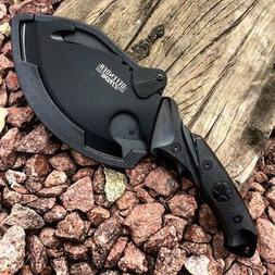 "10"" FULL TANG Survival Hunting Fixed Blade Tactical Axe Hatc"