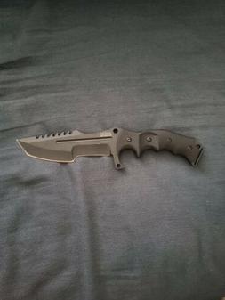 """11"""" MTECH MX-8054 Tactical Fixed Blade Huntsman"""