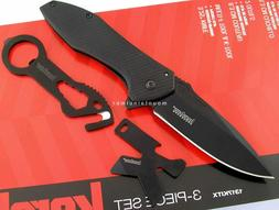 Kershaw 3 Pc Set Folder Flipper Assisted Opening Knife K F T