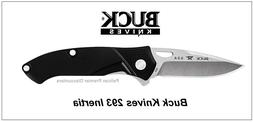 Buck Knives 293 Inertia, Assisted Opening Folding Knife w/ P