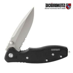 3.4'' Pocket Knife Tactical Folding Knives Stainless Steel w