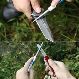 3in1 diamond pocket blade knife sharpener pen