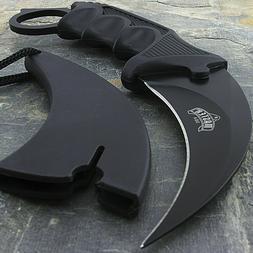 """7.5"""" MASTER USA KARAMBIT OUTDOOR TACTICAL COMBAT NECK KNIFE"""