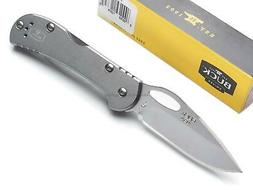 Buck Knives Mini SpitFire Grey