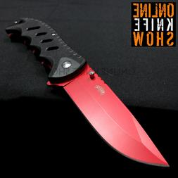 8 25 tactical folding spring assisted knife