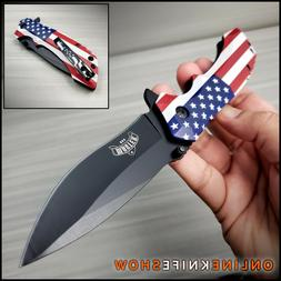 8 5 tactical american usa flag assisted