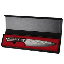 """8"""" inch Professional Chef Knives Japanese Damascus Kitchen K"""