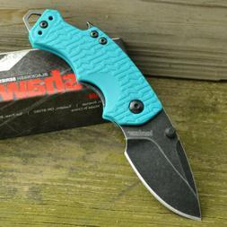 Kershaw Shuffle Teal Multifunction Folding Pocket Knife , 2.