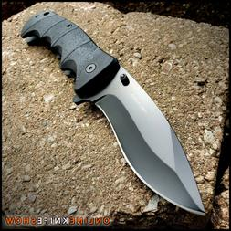 "9"" TAC FORCE BLACK SPRING TACTICAL RESCUE Assisted Pocket Kn"