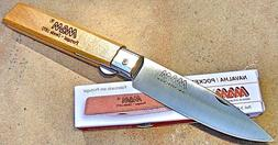 MAM Portugal knife 3-A-B linerlock folder like Opinel for ca