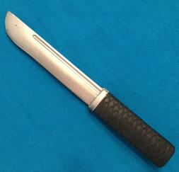Martial Arts Practice Training Rubber Knife 9-1/2 in. FREE S
