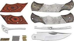 Rough Rider Knives Custom Shop Small Lockback Kit Makes Fold