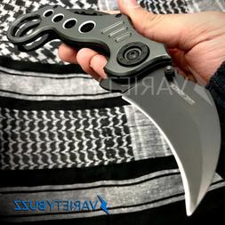 Tac Force Speedster Model Knives POCKET KARAMBIT KNIFE Sprin