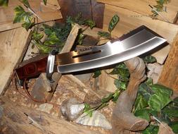United cutlery/Gil Hibben IV/Combat Machete/Bowie/Cleaver/Su