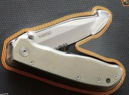 Gerber Air Ranger Serrated  Pocket Clip Folding Knife 45860