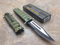 Tac Force Assisted Opening Rescue Tactical Pocket Folding Sa