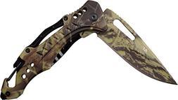 MTECH USA Ballistic MT A705G2 CA Spring Assist Folding Knife