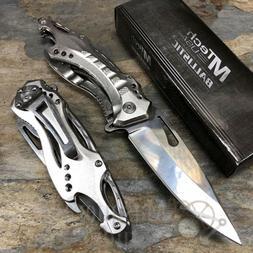 MTech USA Ballistic MT-A705SL Spring Assist Folding Knife, S