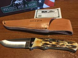 BEAR & SON CUTLERY KNIFE 549 W/SHEATH NEW IN BOX MADE IN USA