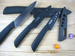 blade sharp ceramic knife set chef s