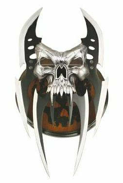 BladesUSA MC-2091 Fantasy Claw with Wood Plaque 13 Inch Stai