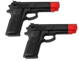 BladesUSA Rubber Training Gun - 2 Pack