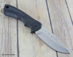 "BUCK ""BUCKLITE MAX"" FIXED BLADE HUNTING SURVIVAL KNIFE RAZOR"