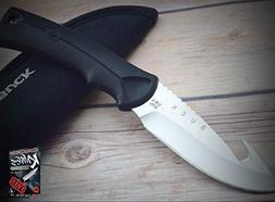"New 1pc Buck""Bucklite Max"" Fixed Blade Hunting Survival shar"