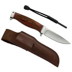 Browning, Bush Craft Knife, Ignite Wood, Boxed