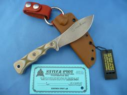 TOPS Knives Camp Creek Hunting Knife