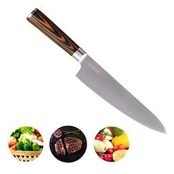 Chef Knife, Kealive Professional 9 inch Chef's Kitchen Knife