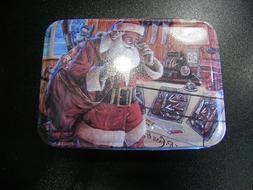"CASE ""Christmas Green"" Bone 62154 Mini-Trapper SS Pocket Kni"