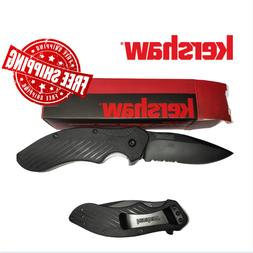 Kershaw Clash Pocket Knife,Tactical Folding Knives with 3.1
