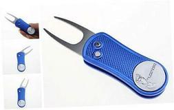 Crestgolf Switchblade Golf Divot Tool Golf Green Repair Pitc