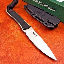CRKT Carson Everyday Carry EDC Black G10 Full Tang Fixed Bla