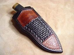 Custom Leather Sheath for BUCK 692 Vanguard, 691, 191, 192