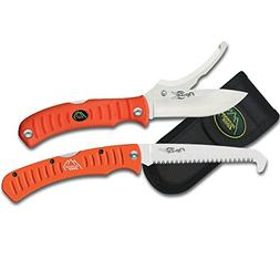 Outdoor Edge Cutlery Corp Flip N' Blaze Saw Combo  - Box