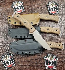 Swamp Rat Knife Works Custom Shop Desert Storm Fighter Busse