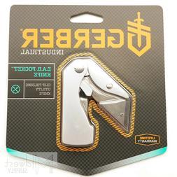 Gerber EAB Industrial Utility Folding Knife Replaceable Blad