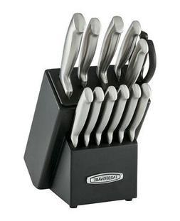Farberware® 13-pc. Edgekeeper Pro Forged Cutlery Set