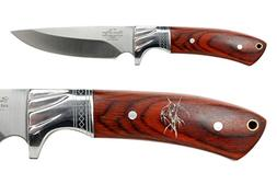 NDZ Performance Elkridge 4.5 Straight Back Fixed Blade Knife