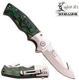 Elk Ridge Free Engraving - Quality Pocket Knife