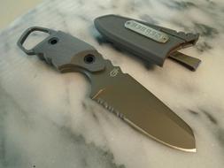 Gerber Epic Fixed Blade Combat Dagger Boot Knife 4mm Full Ta