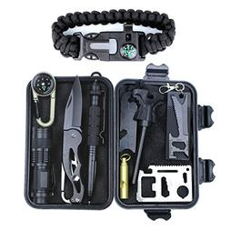 Equipment Emergency Survival Kit Outdoor Gear Tool Tactical